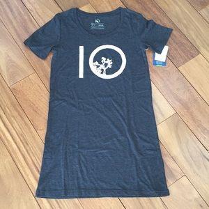 Tentree shirt dress NWT